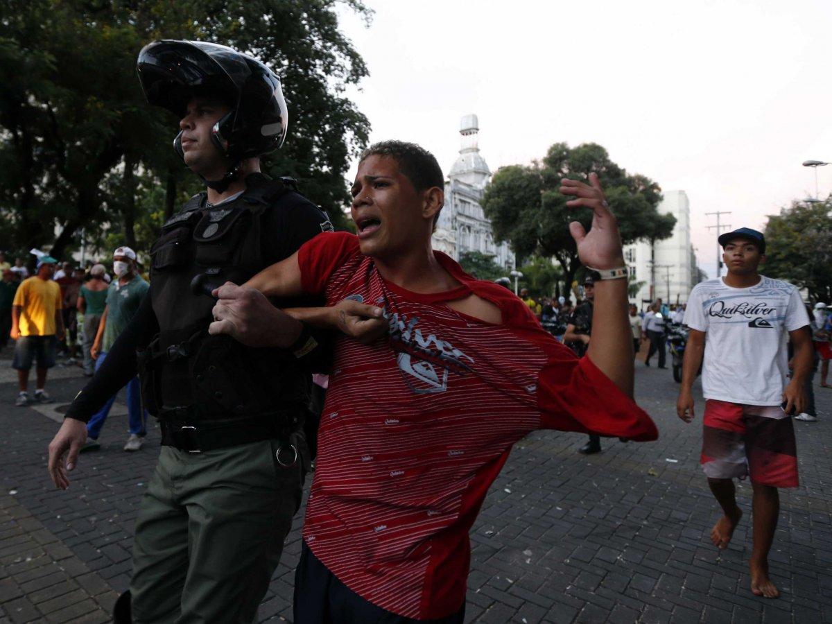 Ranking das 50 cidades mais violentas do mundo em 2014 12
