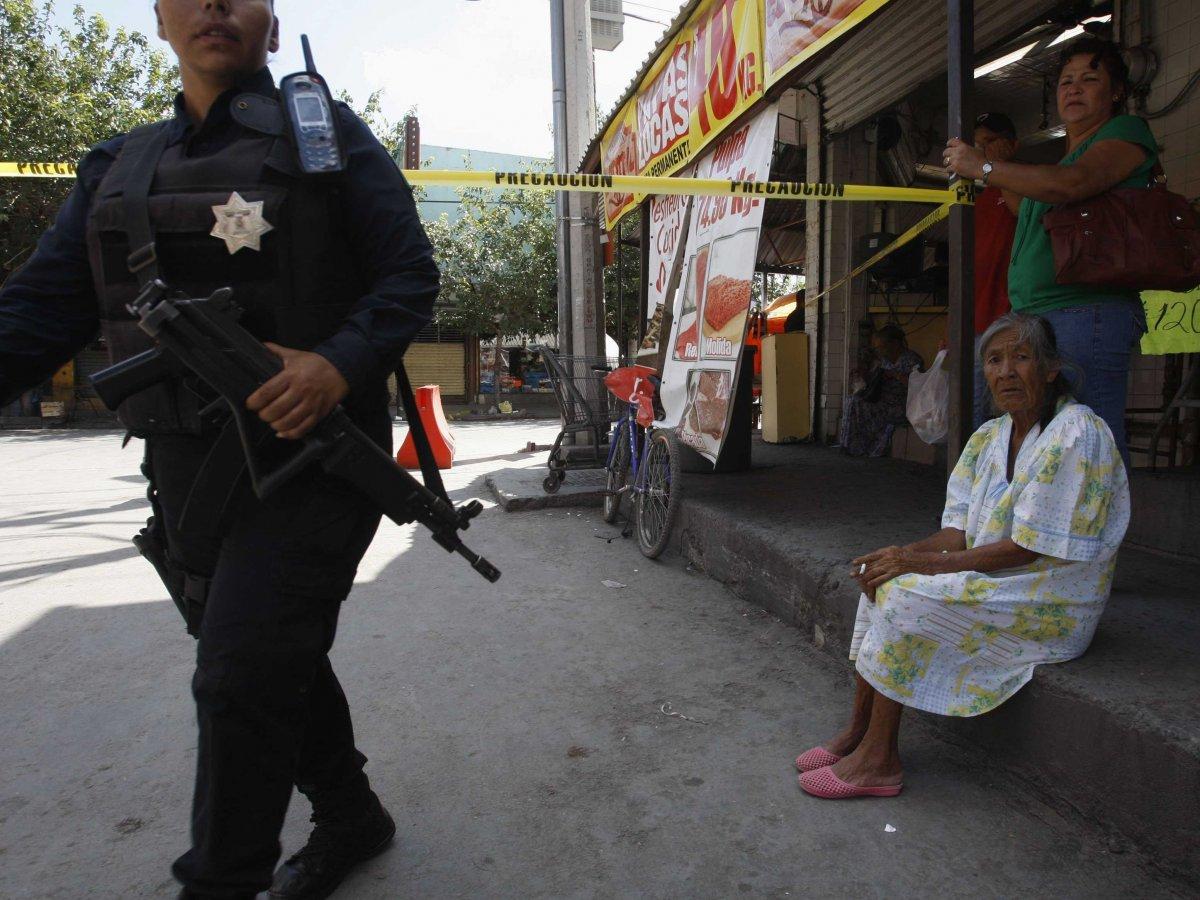 Ranking das 50 cidades mais violentas do mundo em 2014 14