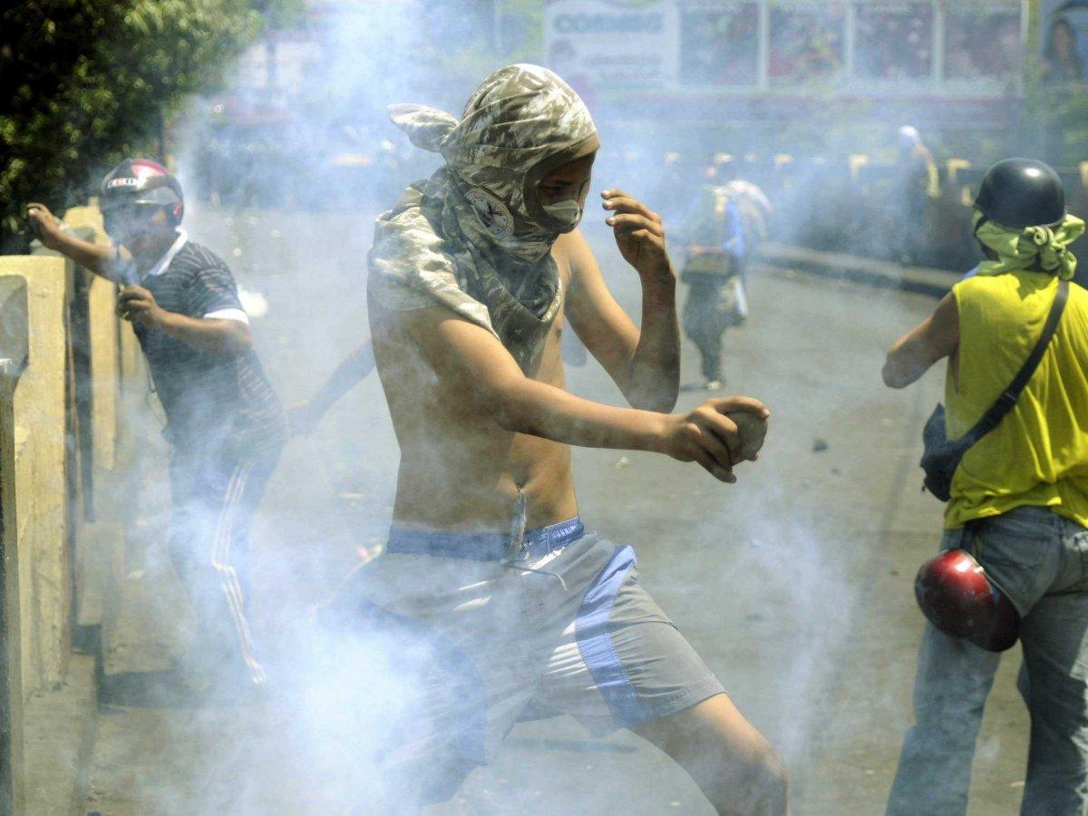Ranking das 50 cidades mais violentas do mundo em 2014 18