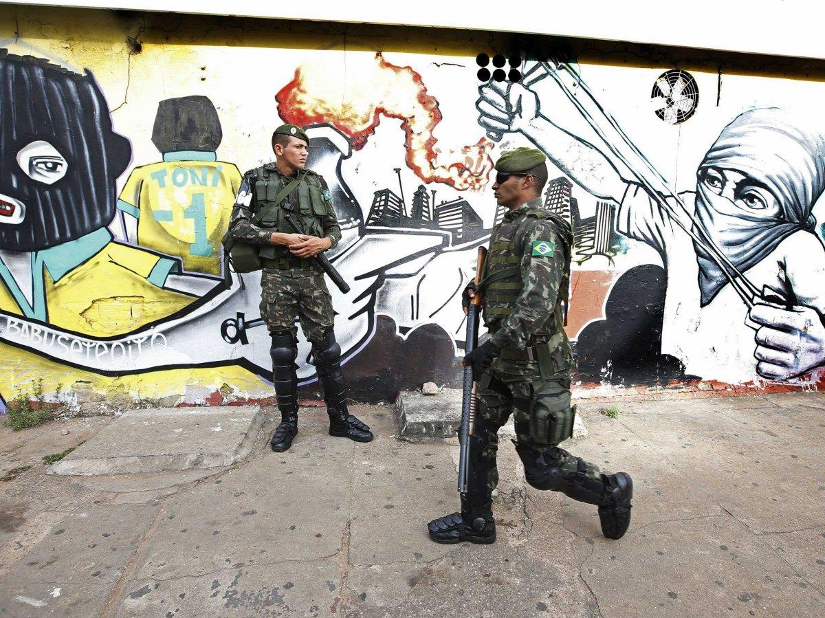 Ranking das 50 cidades mais violentas do mundo em 2014 22