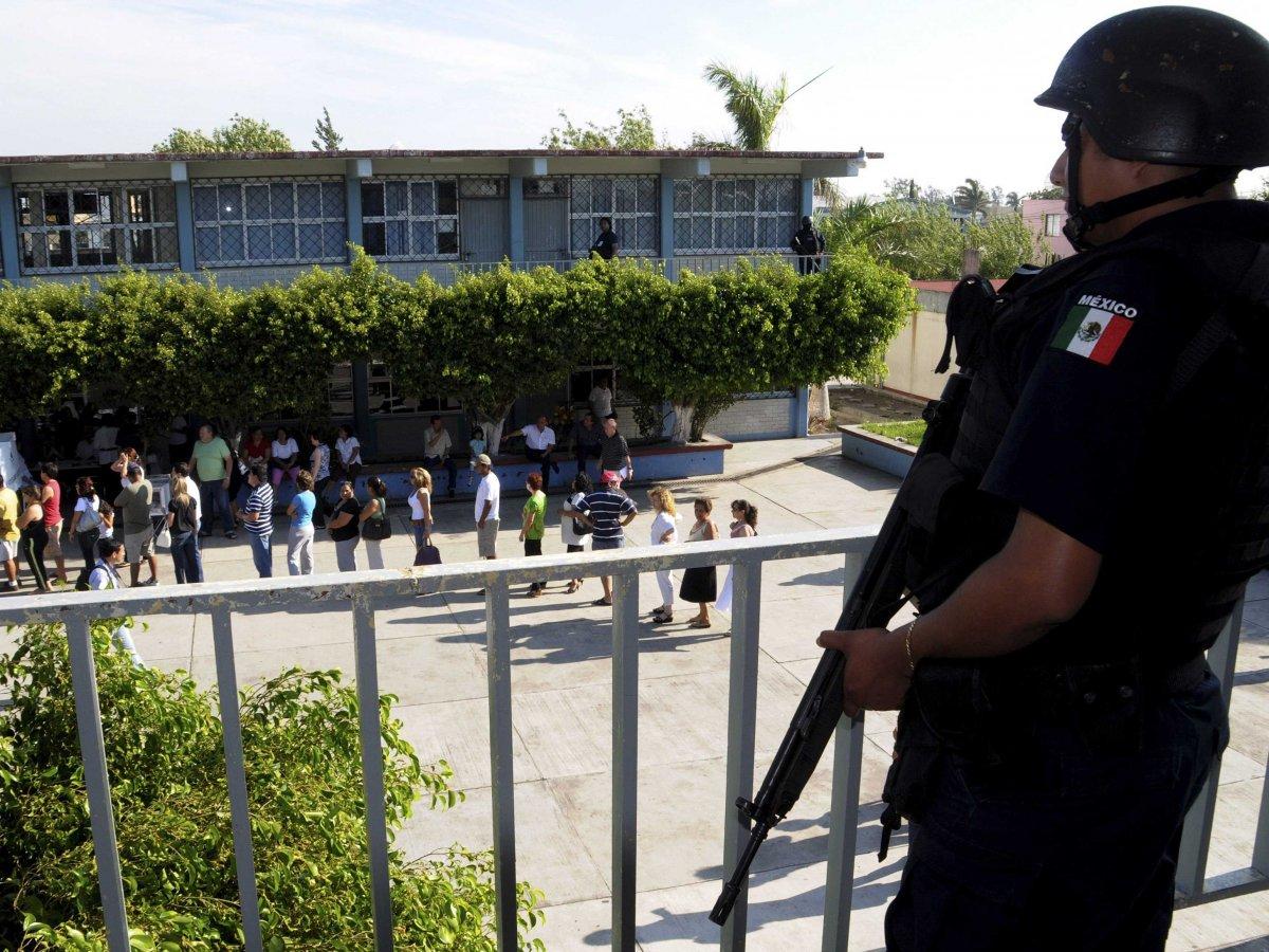 Ranking das 50 cidades mais violentas do mundo em 2014 29