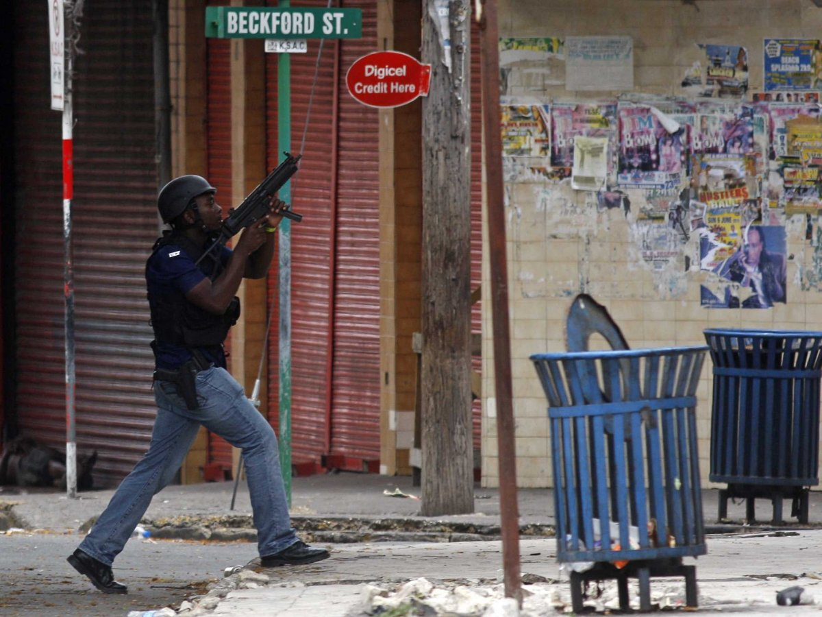 Ranking das 50 cidades mais violentas do mundo em 2014 32