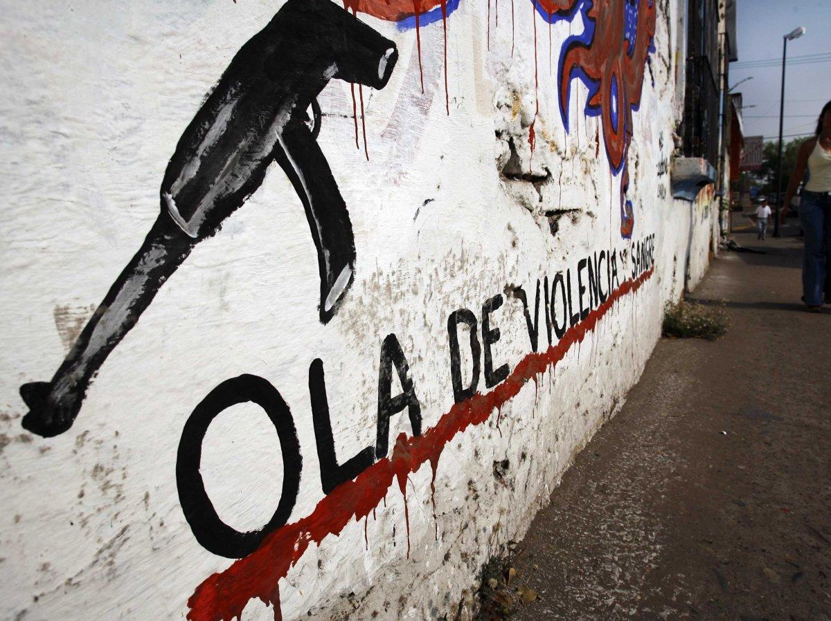 Ranking das 50 cidades mais violentas do mundo em 2014 35