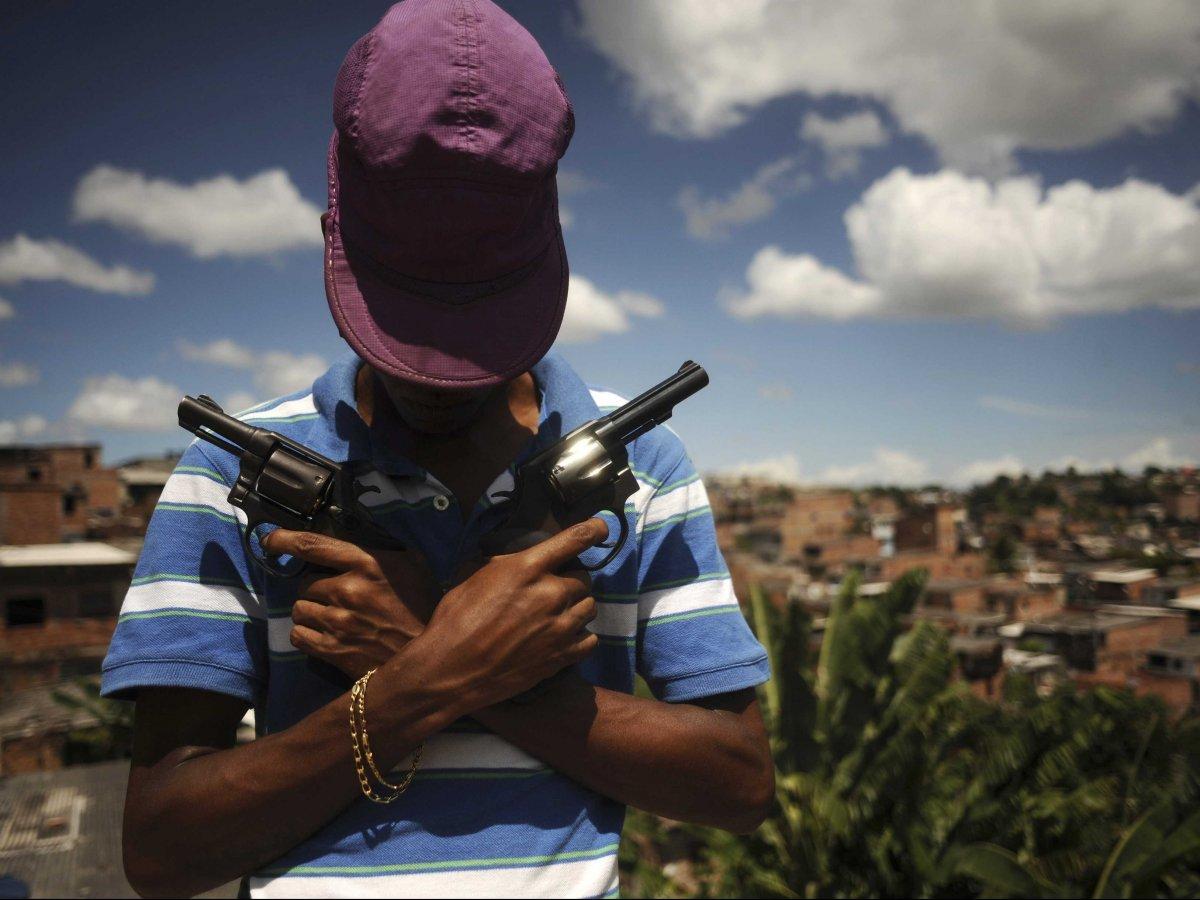 Ranking das 50 cidades mais violentas do mundo em 2014