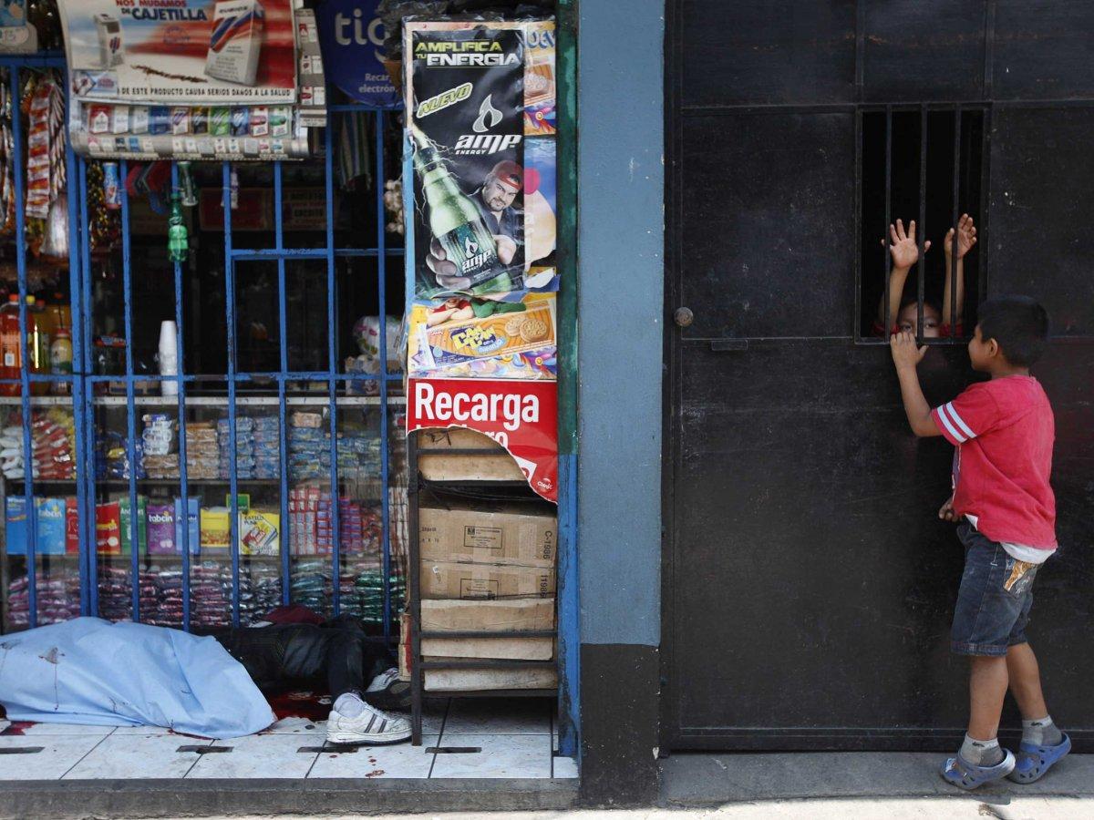 Ranking das 50 cidades mais violentas do mundo em 2014 43