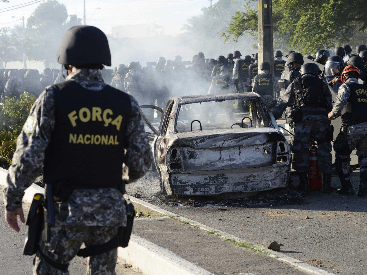 Ranking das 50 cidades mais violentas do mundo em 2014 44