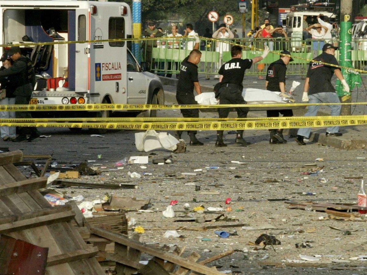Ranking das 50 cidades mais violentas do mundo em 2014 47
