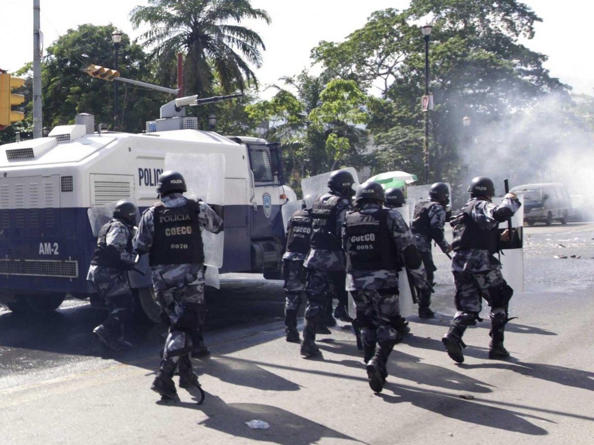 Ranking das 50 cidades mais violentas do mundo em 2014 50