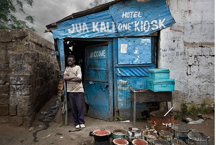 Estabelecimentos comerciais quenianos 12