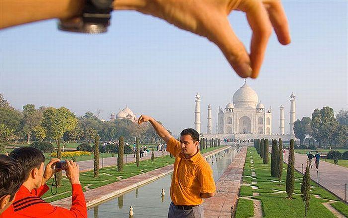 Clichês fotográficos de cidades turísticas 13