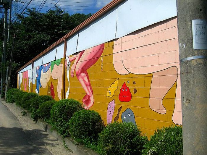 Um parque tem�tico muito estranho na Coreia do Sul 03