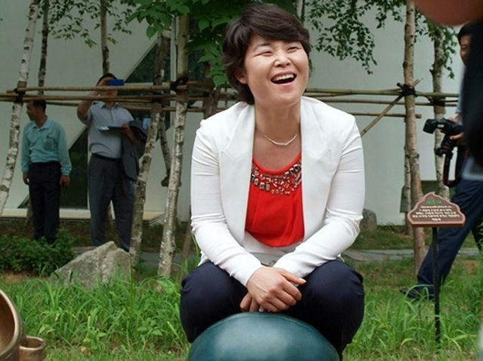 Um parque tem�tico muito estranho na Coreia do Sul 26