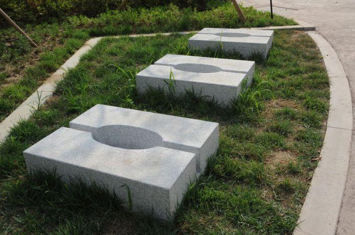 Um parque temático muito estranho na Coreia do Sul 38
