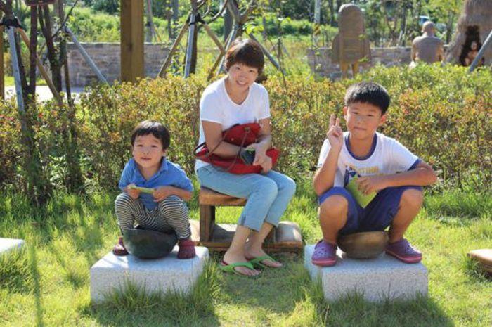 Um parque temático muito estranho na Coreia do Sul 39