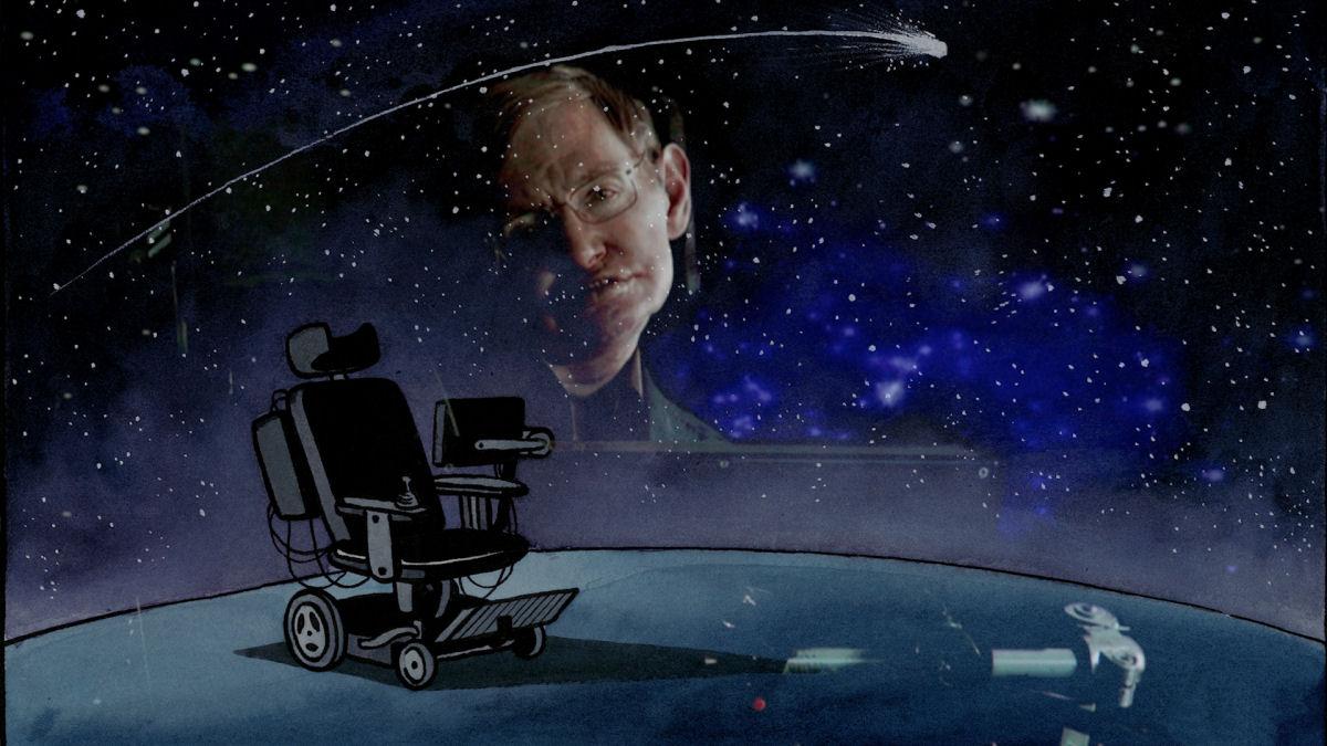 Stephen Hawking deixou a teoria mais impressionante para o final: os cálculos para detectar universos paralelos