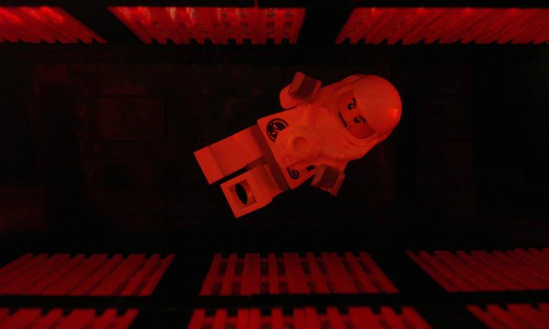 Recriando cenas de filmes famosos com Lego 01