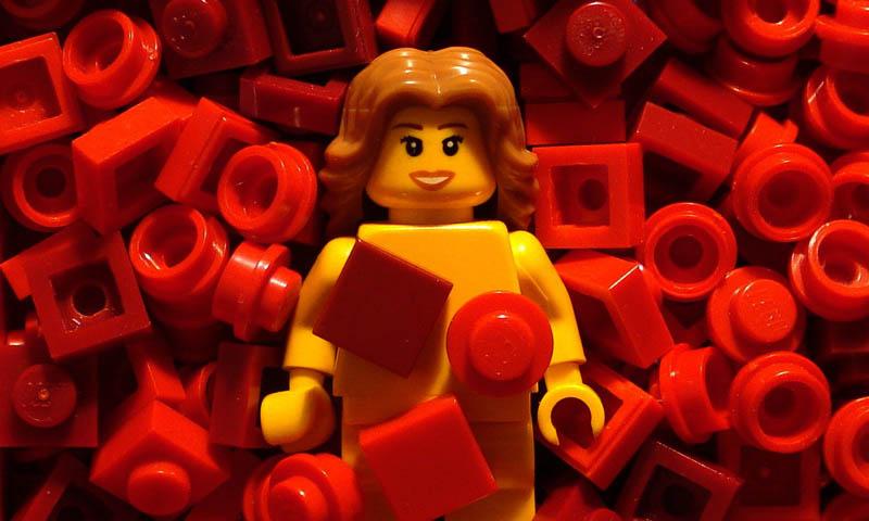 Recriando cenas de filmes famosos com Lego 02