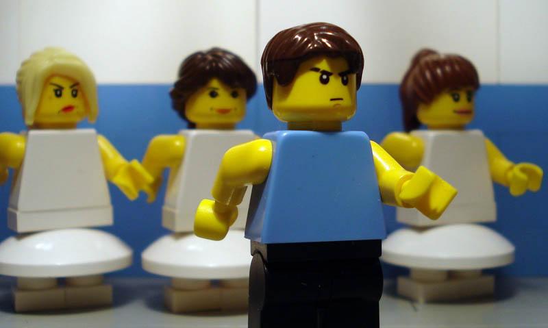 Recriando cenas de filmes famosos com Lego 03