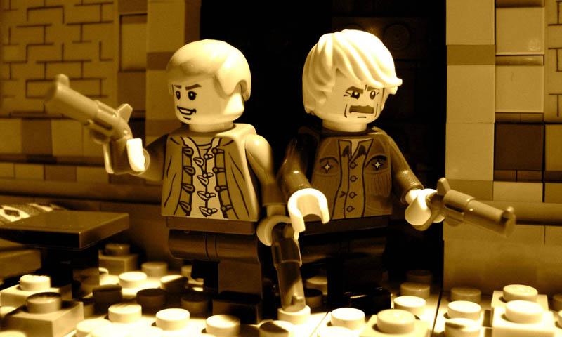 Recriando cenas de filmes famosos com Lego 04