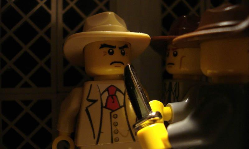 Recriando cenas de filmes famosos com Lego 05