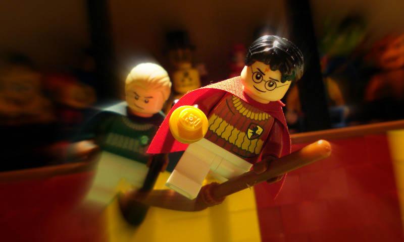 Recriando cenas de filmes famosos com Lego 08