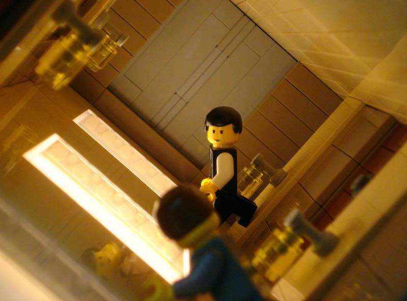 Recriando cenas de filmes famosos com Lego 09