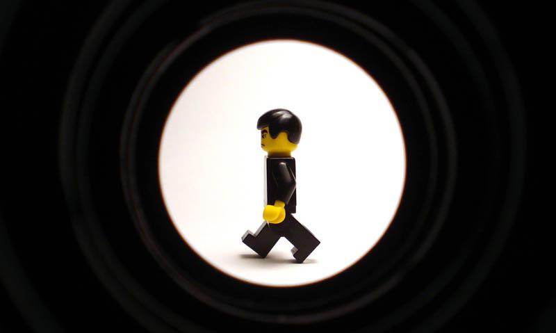 Recriando cenas de filmes famosos com Lego 10