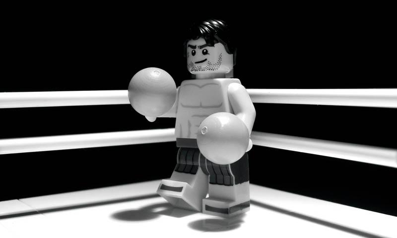 Recriando cenas de filmes famosos com Lego 14