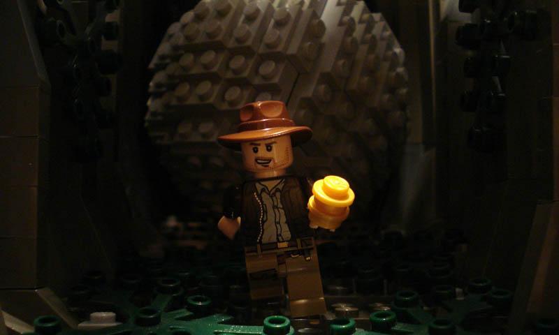 Recriando cenas de filmes famosos com Lego 15