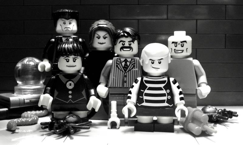 Recriando cenas de filmes famosos com Lego 18