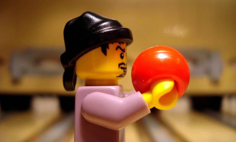 Recriando cenas de filmes famosos com Lego 19