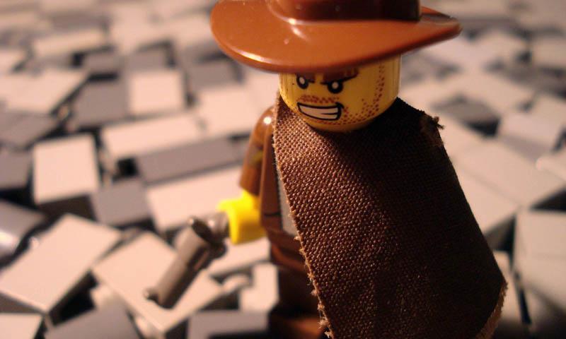 Recriando cenas de filmes famosos com Lego 22