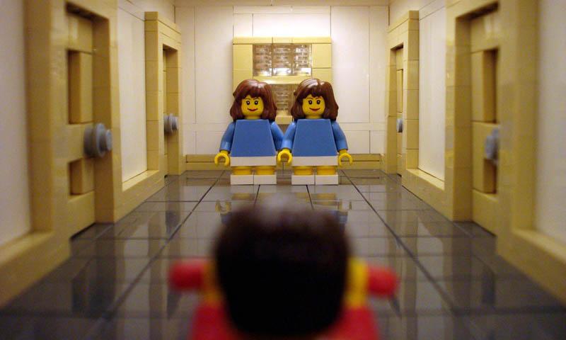 Recriando cenas de filmes famosos com Lego 23