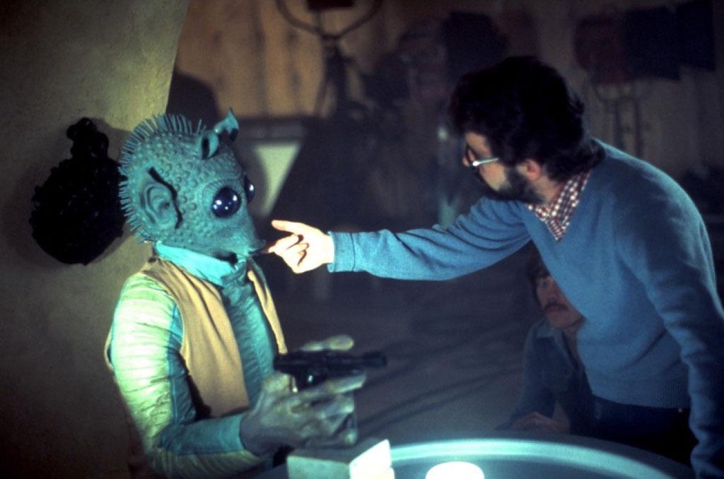 90 fotos únicas dos bastidores de Star Wars 08