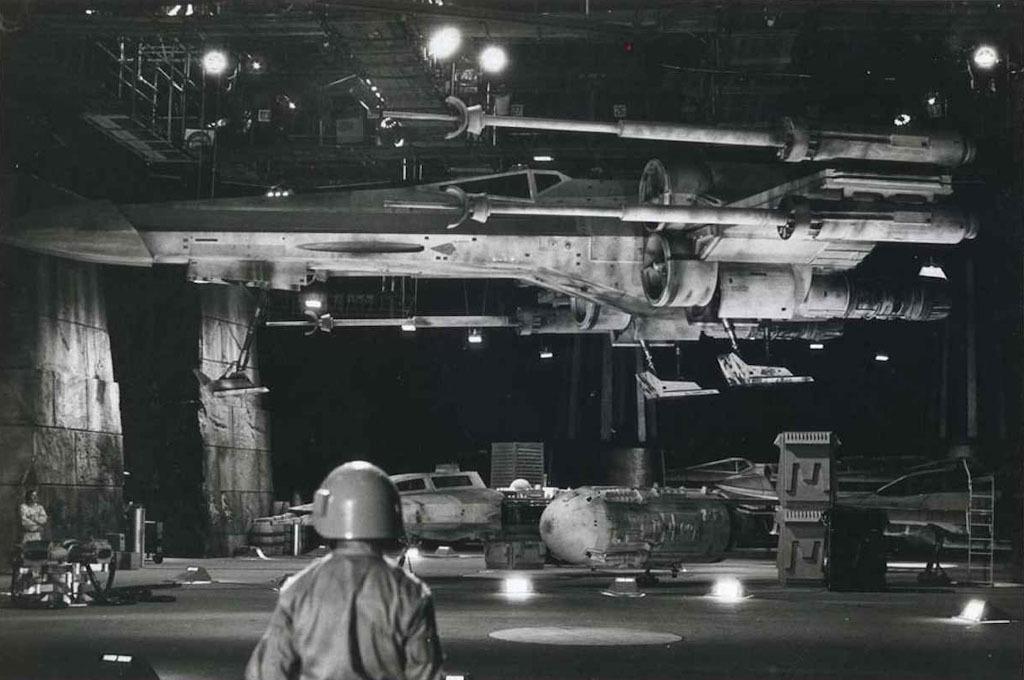 90 fotos únicas dos bastidores de Star Wars 18