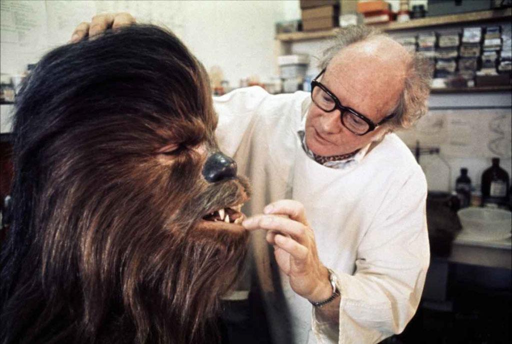 90 fotos únicas dos bastidores de Star Wars 25
