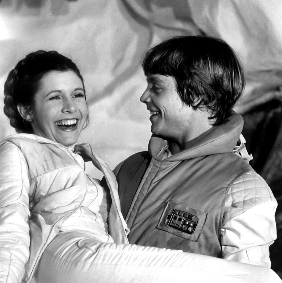 90 fotos únicas dos bastidores de Star Wars 41