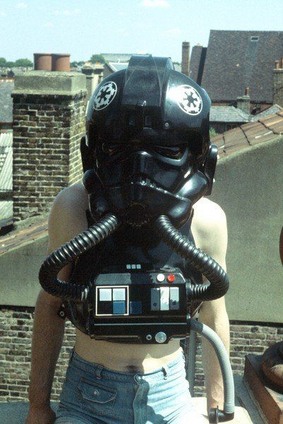 90 fotos únicas dos bastidores de Star Wars 49
