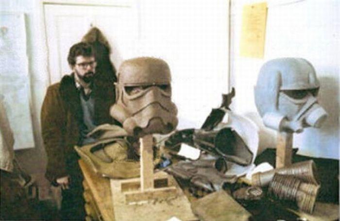 90 fotos únicas dos bastidores de Star Wars 52