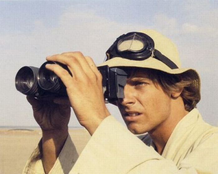 90 fotos únicas dos bastidores de Star Wars 53
