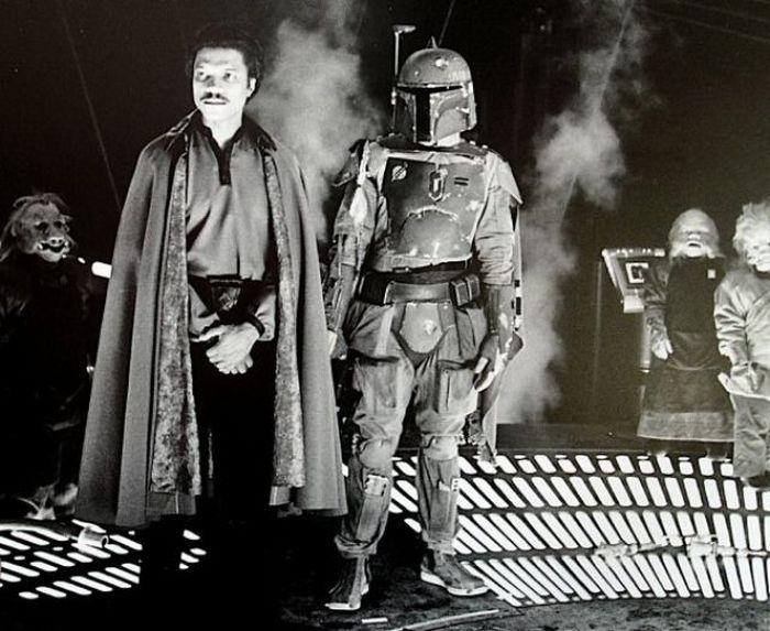90 fotos únicas dos bastidores de Star Wars 62