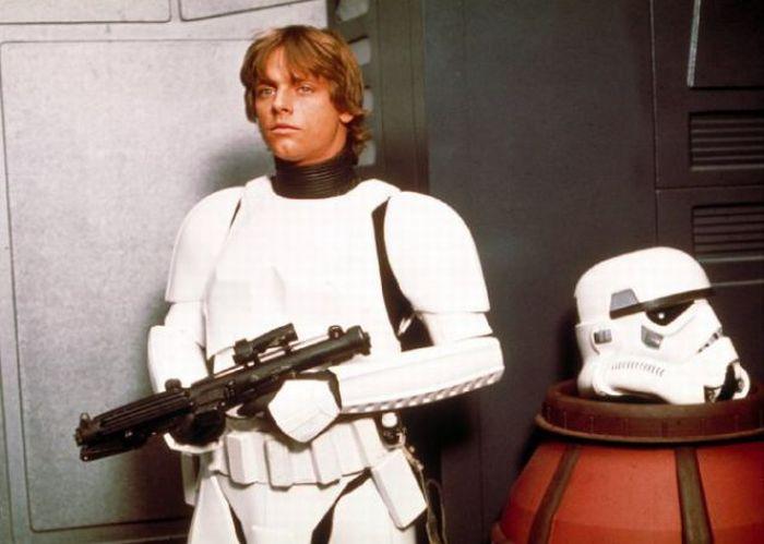 90 fotos únicas dos bastidores de Star Wars 63