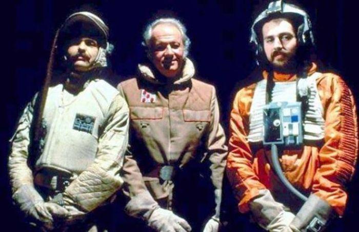 90 fotos únicas dos bastidores de Star Wars 79