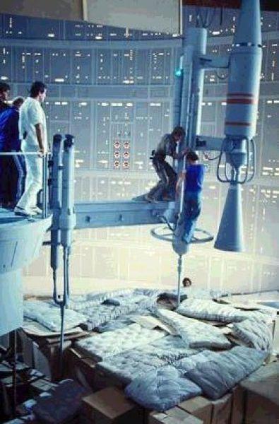 90 fotos únicas dos bastidores de Star Wars 82