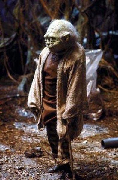 90 fotos únicas dos bastidores de Star Wars 87