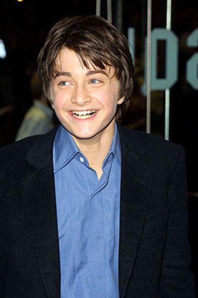 Estrelas de Harry Potter no primeiro e último filme 01