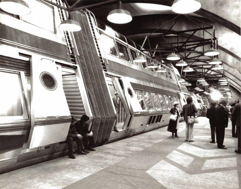 O trem-bala movido a energia nuclear: o 'Supertrem' da década de 1970 03