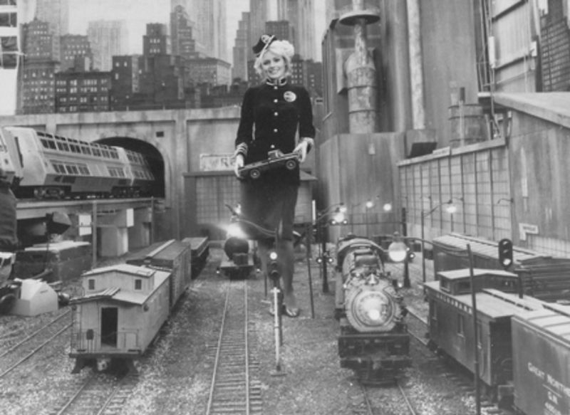 O trem-bala movido a energia nuclear: o 'Supertrem' da década de 1970 09