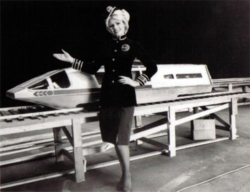 O trem-bala movido a energia nuclear: o 'Supertrem' da década de 1970 10