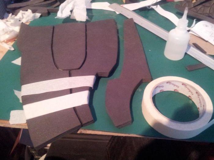 Fã constrói impressionante traje do Iron Man 01